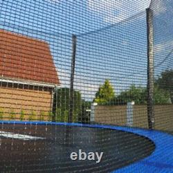 6FT Kids Trampoline With Enclosure Net Jumping Mat And Spring Cover Padding Toys
