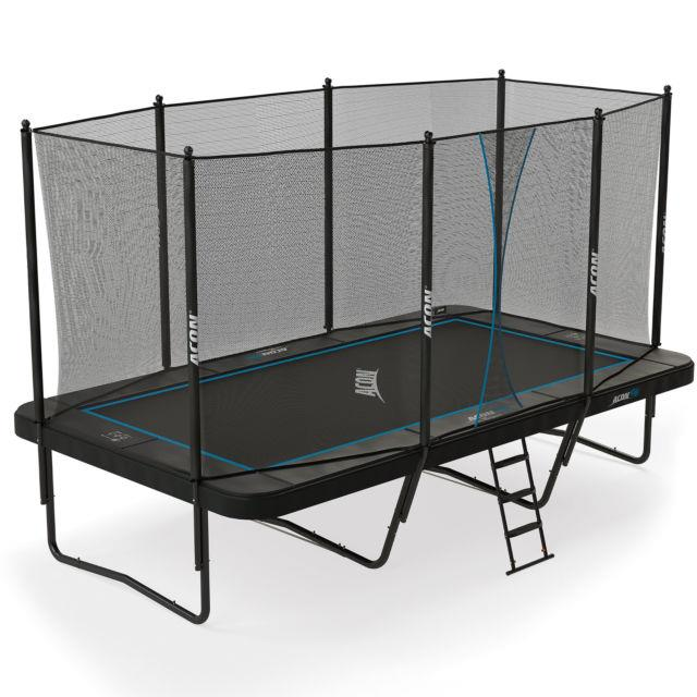 Acon Usa Air 16' Rectangular Trampoline With Safety Enclosure