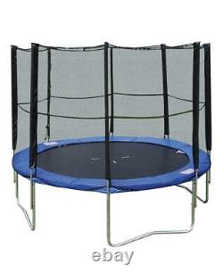 Hedstrom 10ft Trampoline with Enclosure ex display re-boxed