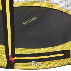 Out/Indoor Jumping 60 Youth Kids Trampoline Exercise Safety Pad Enclosure