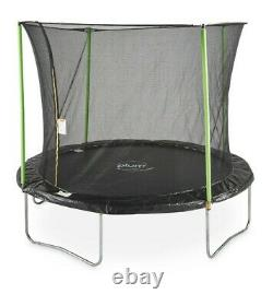 Plum Wave 10ft Trampoline With Safety Enclosure