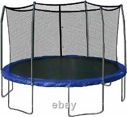 Skywalker Trampolines 15' Round Trampoline And Enclosure
