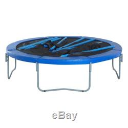 Upper Bounce 16-foot Trampoline With Enclosure Outdoor Toys, fun structures kids